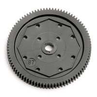team associated Spur Gear, 87T 48P