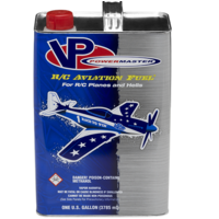 VP Racing 10% Aircraft Blend Fuel 4ltr