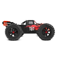 Team Corally - 2021 version DEMENTOR XP 6S - 1/8 Monster Truck SWB - RTR - Brushless Power 6S - No Battery - No Charger