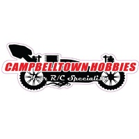 Campbelltown hobbies promo stickers