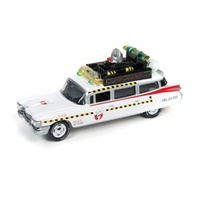 1:64 JL GHOSTBUSTERS ECTO-1A