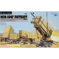 Dragon 3563 1/35 MIM-104F Patriot Sam (PAC-3)