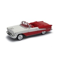 1/24 gm 1955 olds mobile super 88 red