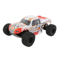 ECX Amp 1/10 2wd Monster Truck RTR White and Orange