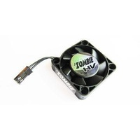 Team Zombie Ball Bearing HV Fan 40mm For Motors  (6-8.4Volts)