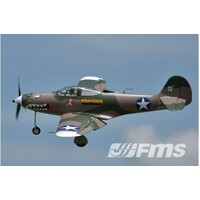 FMS 980mm P-39 Hells Bells PNP