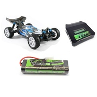CHR FTX Vantage 1/10 4WD Brushed Ready To Run Buggy Extra play Combo
