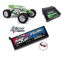 CHR FTX Bugsta 1/10 4WD Brushless Ready To Run Tuck Extra play Combo