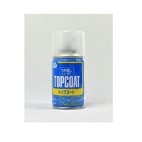 Gunze Mr. Topcoat: Flat Spray