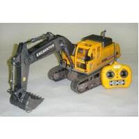 hobby engines excavator trt