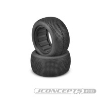 Jconcepts Sprinter 2.2 - 1/10 Buggy Rear tires Green super soft