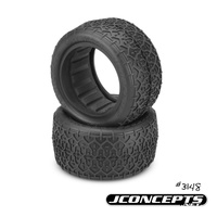 Jconcepts dirt maze 2.2 buggy rear tyre blue 3148-01
