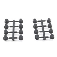 Losi Adjustable Hinge Pin Brace Inserts: 8B/8T