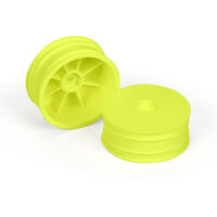 Proline velocity 2.2 hex front yellow wheels 2pcs