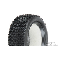 "Proline Caliber 2.2"" 4WD M3 Soft Buggy Front Tires 8211-02"