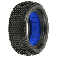 Proline Blockade 2.2 4WD M3 soft Tires with closed cell inserts