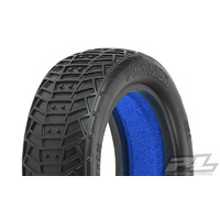 Proline positron mc 2.2 2wd buggy front tires 2pcs