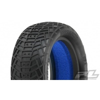 "Proline Positron 2.2"" 4WD M4 Super Soft Off-Road Buggy Front Tires"