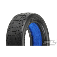 "Proline Inversion 2.2"" 2WD M4 Super Soft Indoor Buggy Front Tires"