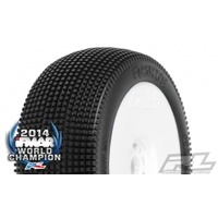 Proline Fugitive X3 Super Soft Tires Mounted 9052-033