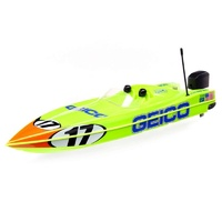 Pro Boat 17 inch Power Boat Racer Deep-V, Miss Geico, RTR