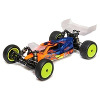TLR 22 5.0 Race Buggy Kit, Dirt / Clay Edition