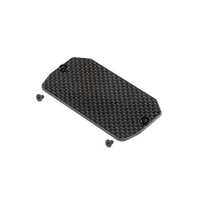 TLR Carbon Electronics Mounting Plate, 22 5.0