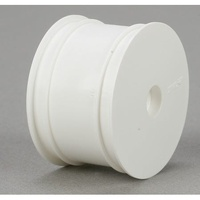 TLR Rear Wheel, White (2): 22