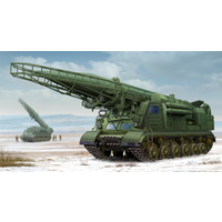 Trumpeter 01024 1/35 Ex-Soviet 2P19 Launcher w/R-17 Missile (SS-1C SCUD B) of 8K14 Missile System