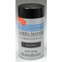 CLEAR SEMI-GLOSS LACQUER ENAM 85G SPRAY