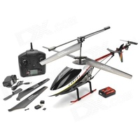UDI RC 3 Channel Ready To Fly Helicopter With Camera