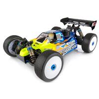 Fuel Powered RC Cars