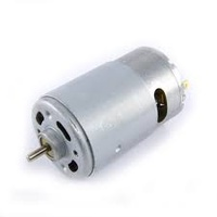 Brushed motors